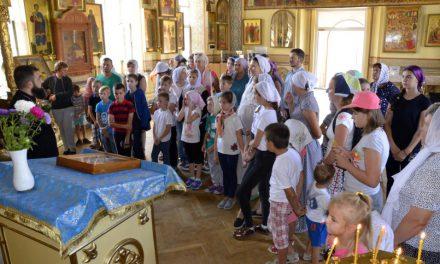 Состоялся визит воспитанников двух иногородних воскресных школ в город Таганрог
