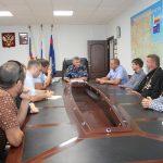 Клирики Ростовской епархии приняли участие в рабочем совещании членов Общественной наблюдательной комиссии области с руководством донского ГУФСИН