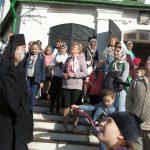 В день памяти преподобного Сергия Радонежского состоялась паломническая поездка воскресной школы Всехсвятского прихода в Старочеркасск