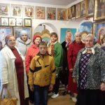 Прихожане храма Покрова Пресвятой Богородицы села Натальевка совершили паломническую поездку в х. Калинин