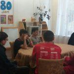 В Таганрогском доме-интернате № 3 состоялась встреча воспитанников со священником