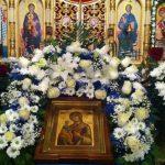 Приход Иерусалимской иконы Божией Матери г. Таганрога отметил престольный праздник