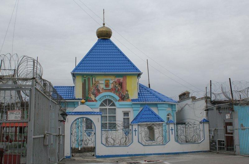 Представители Таганрогского благочиния посетили исправительную колонию № 15 в г. Батайске