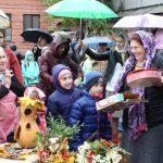 В Георгиевском приходе состоялся традиционный осенний праздник