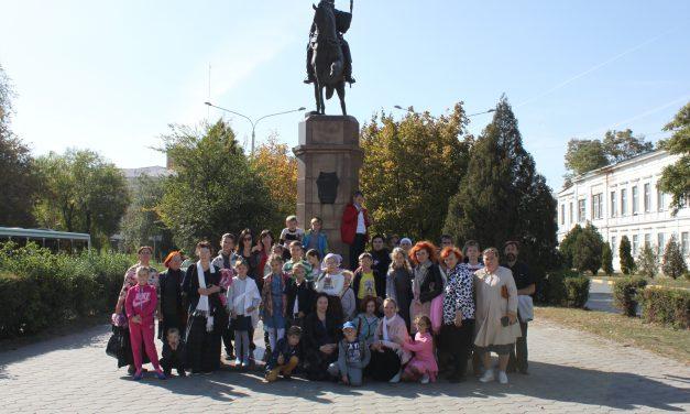 Коллектив воскресной школы Георгиевского храма совершил паломническую поездку в Новочеркасск