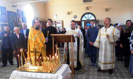 В Таганрогском благочинии почтили память архимандрита Никона (Лысенко)