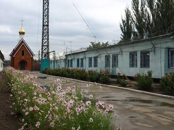 Настоятель Сергиевского храма Таганрога в составе Общественной наблюдательной комиссии Ростовской области посетил исправительную колонию в Азове