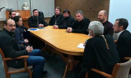 Нравственный подвиг священнослужителей Дона в первой половине ХХ века обсудили на круглом столе в Публичной библиотеке