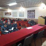Настоятель Сергиевского храма провел беседу с сотрудниками следственного изолятора № 2 в г. Таганроге