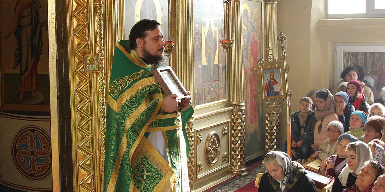 К 225-летию со дня рождения праведного Павла Таганрогского отреставрирована икона, принадлежавшая святому старцу