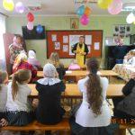 В Воскресной школе Вознесенского прихода  с. Новобессергеновка прошёл утренник ко Дню матери