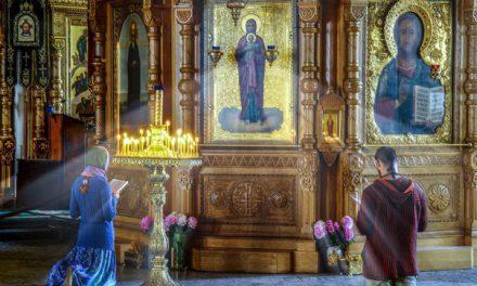 Размышления о храме и богослужении