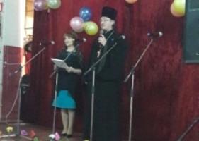 Настоятель храма Николая Чудотворца принял участие в торжествах в Неклиновском районе, приуроченных ко Дню Матери