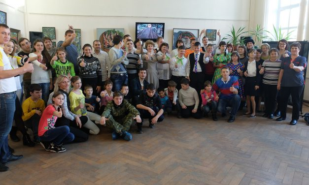 Таганрогским благочинием совместно с организацией инвалидов «Возрождение» реализуется программа по социализации школьников с ментальными нарушениями