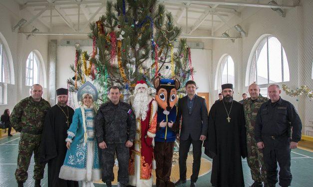 В Таганрогском благочинии состоялись предновогодние встречи священников округа в ОМОН и ГУФСИН