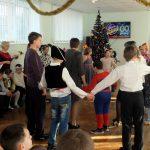 Настоятель Серафимовского прихода г. Таганрога поздравил учащихся специальной школы с наступающим Новым годом