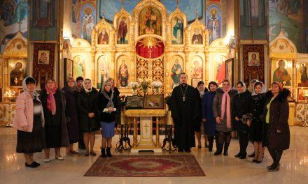 Священники таганрогского благочиния приняли участие в работе Павловских педагогических встреч