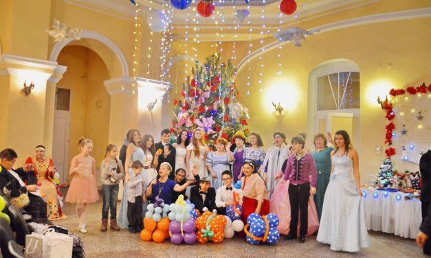 В Свято-Никольском приходе г. Таганрога состоялся Рождественский бал