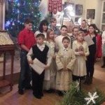 Праздничный рождественский концерт прошел в храме Святителя Николая Чудотворца с. Лакедемоновка