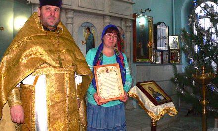 Магдалининский храм села Андреево-Мелентьево отметил 25-летие возрождения