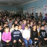 Воспитанники воскресной школы Магдалининского храма с. Андреево-Мелентьево выступили с рождественскими концертами в школах Неклиновского района
