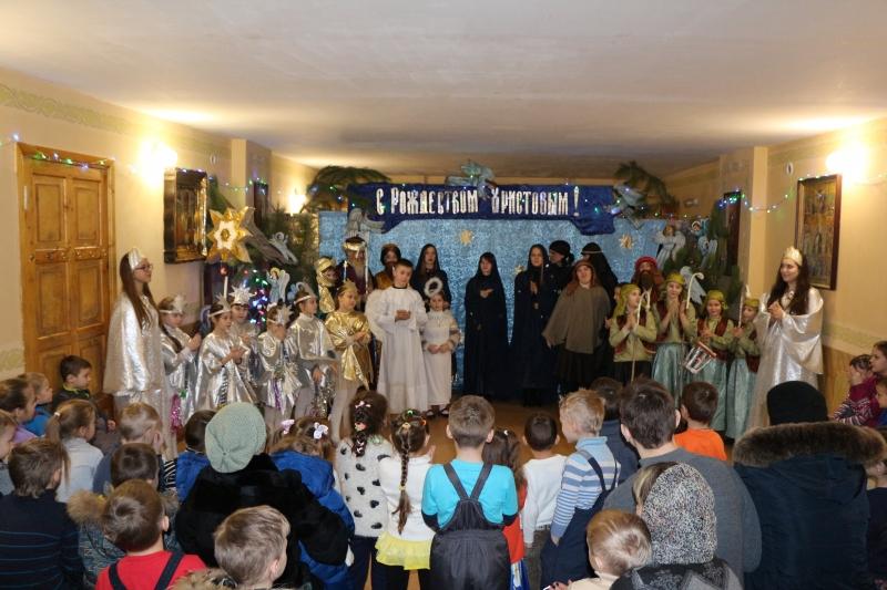 Воспитанники детского сада № 71 Таганрога посетили храм Иерусалимской иконы Божией Матери