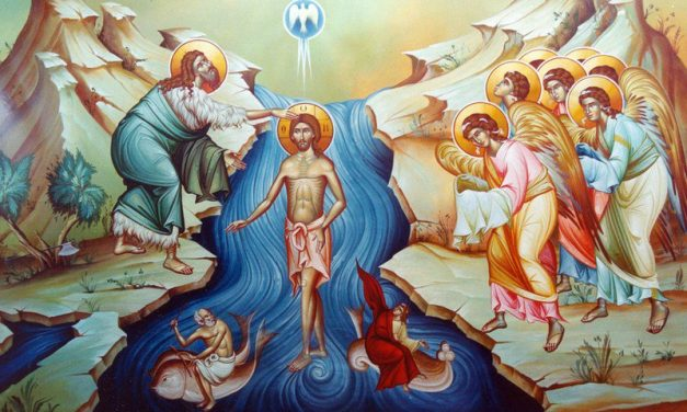 О чём задуматься в праздник Крещения Господня