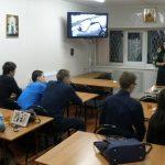 В Сергиевском приходе на встрече молодежного клуба состоялся просмотр фильма Владимира Хотиненко «Наследники»