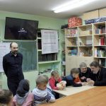 В воскресной школе Всехсвятского храма прошли презентация проектов молодёжного отдела Таганрогского благочиния и мастер-класс по мультимедийному творчеству