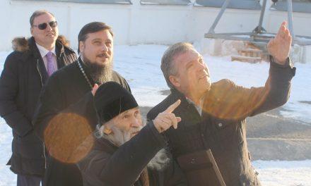 Таганрог посетил схиархимандрит Илий (Ноздрин)