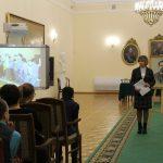 Руководитель волонтерского движения Елисаветинского сестричества рассказала школьникам о делах благотворительности