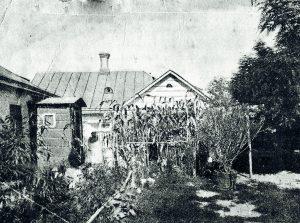 Келья, фото 20 века