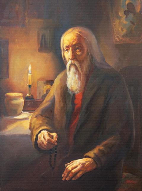 портрет старца