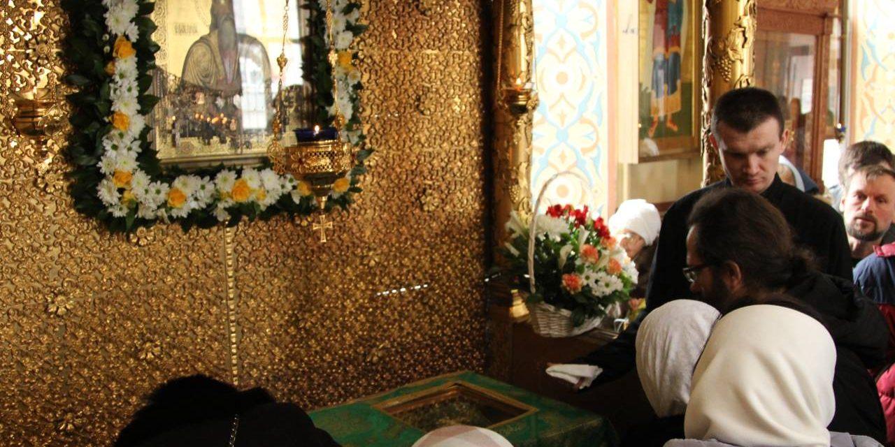 В Таганроге молитвенно почтили память святого праведного Павла