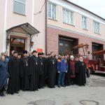 Священнослужители Таганрогского благочиния и помощники настоятелей приходов приняли участие в совещании по пожарной безопасности