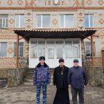Настоятель Сергиевского храма Таганрога в составе Общественной наблюдательной комиссии посетил исправительную колонию № 12 в Каменске-Шахтинском