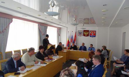 Настоятель храма Покрова Пресвятой Богородицы принял участие в заседании Антинаркотической комиссии Неклиновского района