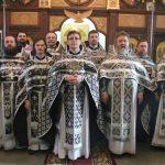 Настоятель Сергиевского храма с сонмом духовенства сослужил Литургию Преждеосвященных Даров в ростовской колонии строгого режима