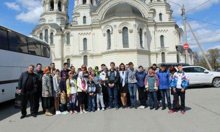 Поездка членов организации «Мы есть» по святыням Новочеркасска
