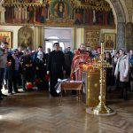 В годовщину катастрофы на ЧАЭС таганрогские ликвидаторы встретились в Никольском храме г. Таганрога