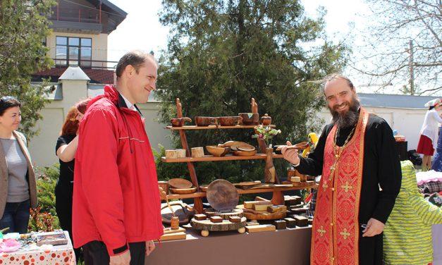 В Свято-Никольском храме состоялся праздник, посвященный дню свв. Жен-мироносиц