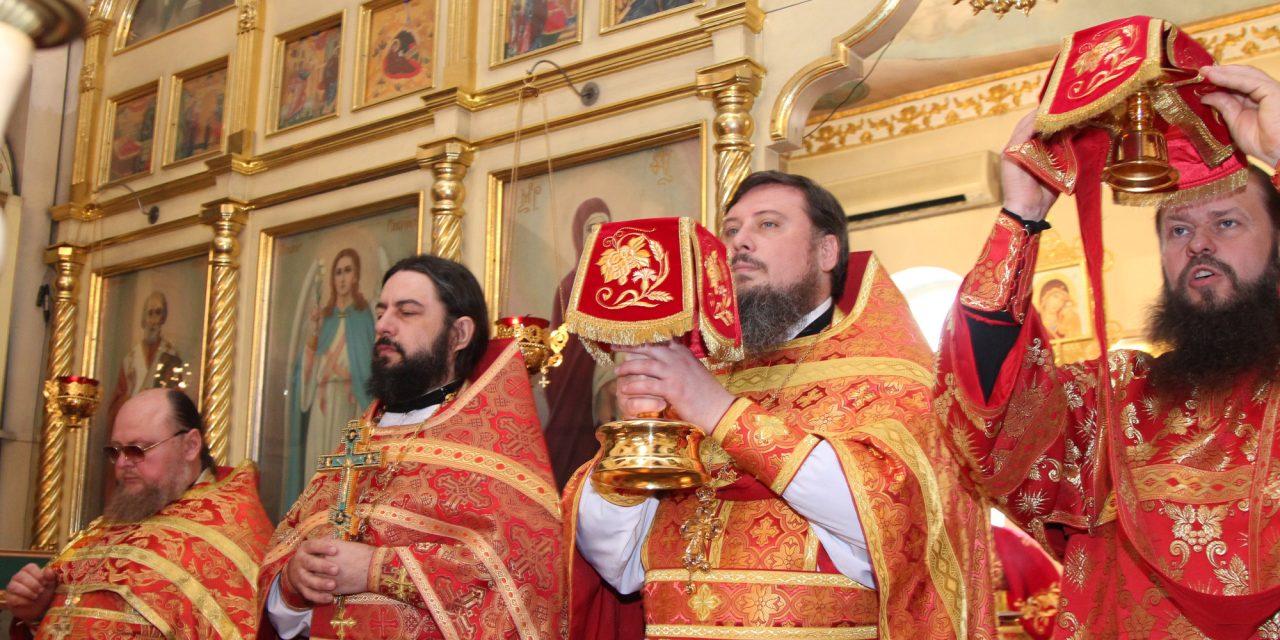 6 мая 2018г. Георгиевский храм г.Таганрога отметил свое 75-летие