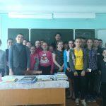 Настоятель Александро-Невского храма посетил школу в Морском Чулеке