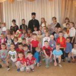 Учащиеся воскресной школы Петропавловского прихода посетили детский сад села Приморка