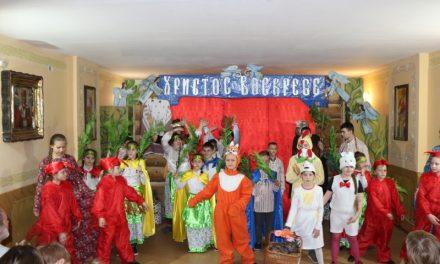 В день святых жен-мироносиц в храме Иерусалимской иконы Божией Матери г. Таганрога состоялся праздничный концерт