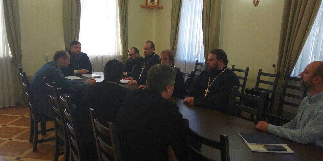 В Ростове-на-Дону состоялось очередное заседание комиссии по канонизации святых Донской митрополии