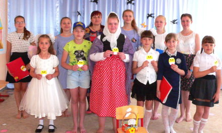 В детском саду с. Андреево-Мелентьево состоялся концерт вокального ансамбля воскресной школы храма святой Марии Магдалины