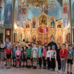 Школьники Таганрога узнали о подвиге святого праведного воина Феодора Ушакова