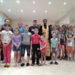 В таганрогском доме-интернате № 3 совершен благодарственный молебен по завершении учебного года