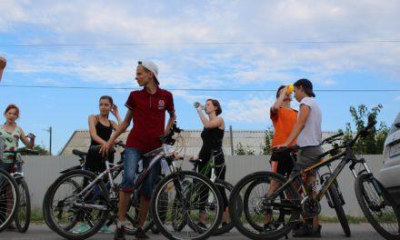 Состоялся велопробег молодежи Таганрогского благочиния